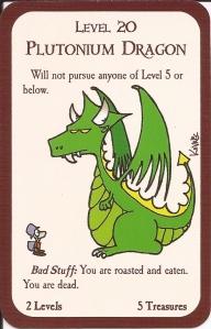 Plutomium Dragon
