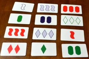 Set card