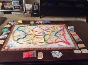 Ticket to Ride picture 1