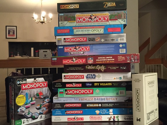 Monopoly Boards