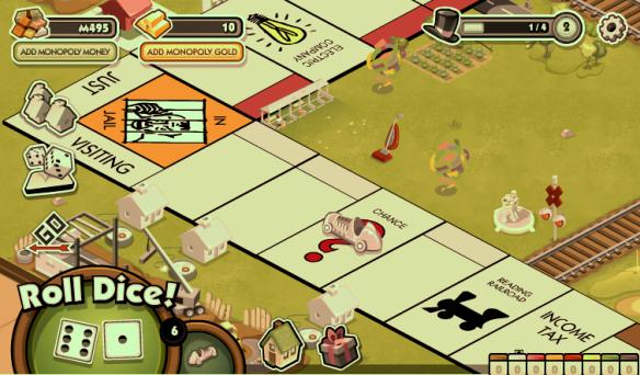 online monopoly