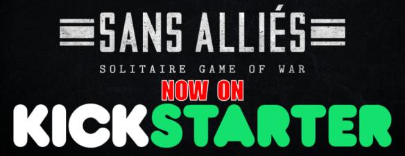 sans allies kickstarter