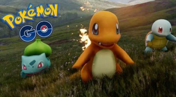 pokemon-go starters