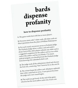 bards-rules