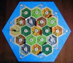 settlers-board