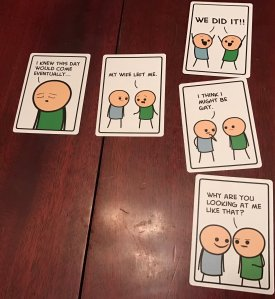 joking hazard wife left me