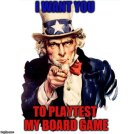 I Want You to Test My Game